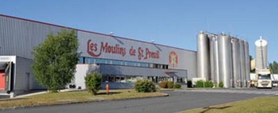 Les Moulins de Saint-Preuil à Barbezieux-Saint-Hilaire, en Charente